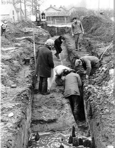Werkgroep archeologie